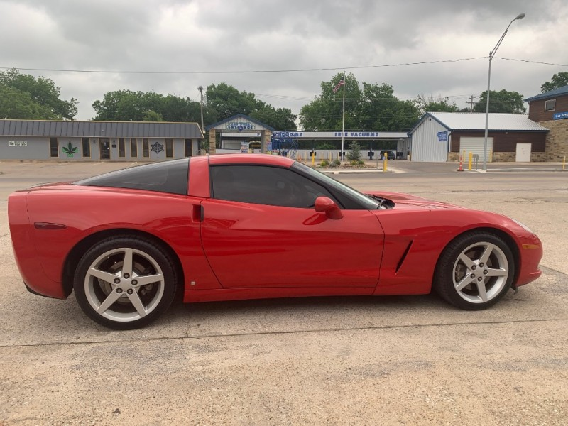 Chevrolet Corvette 2007 price $20,490