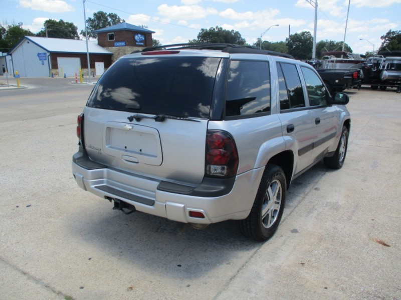 Chevrolet TrailBlazer 2005 price BUY HERE PAY HERE
