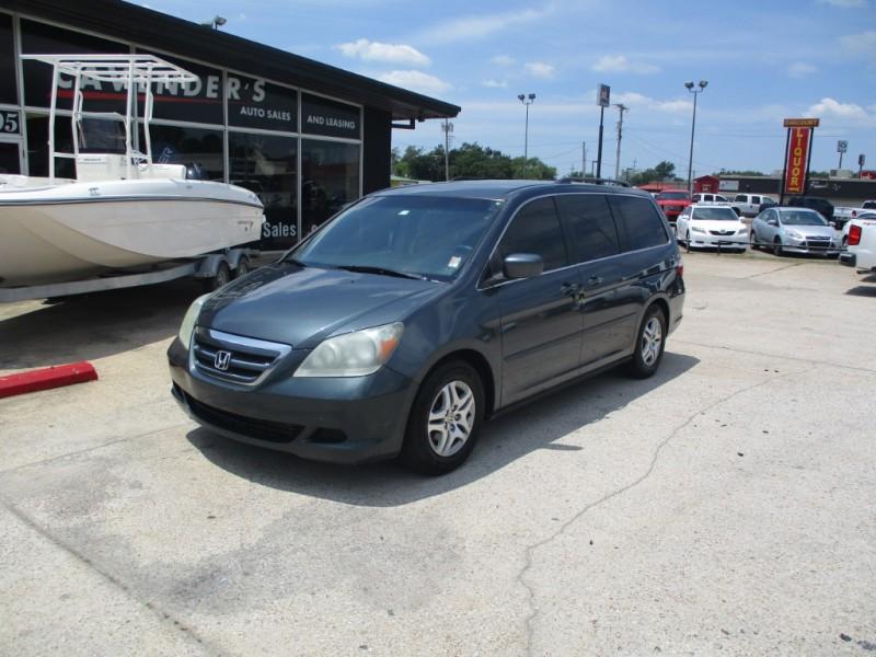 Honda Odyssey 2006 price BUY HERE PAY HERE