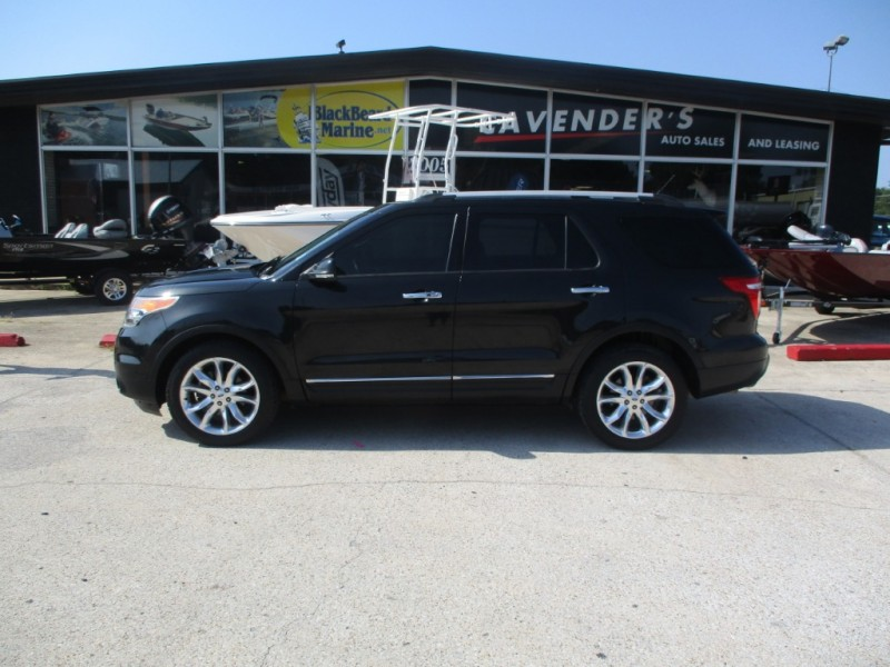 Ford Explorer 2013 price $15,490