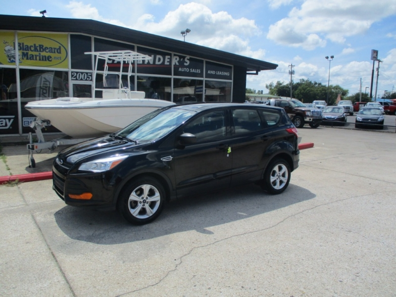 Ford Escape 2016 price $12,990