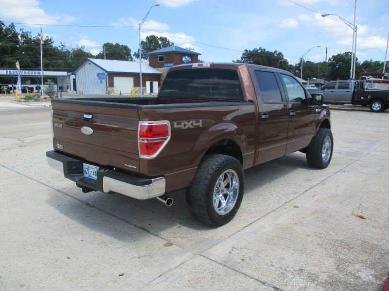 Ford F-150 LIFTED XLT 2011 price $12,990