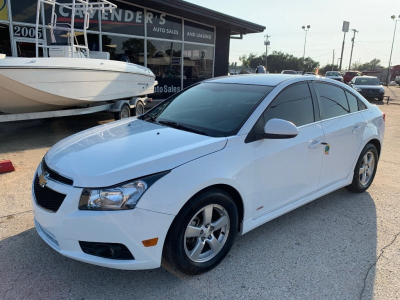 Chevrolet Cruze 2014 price $8,490