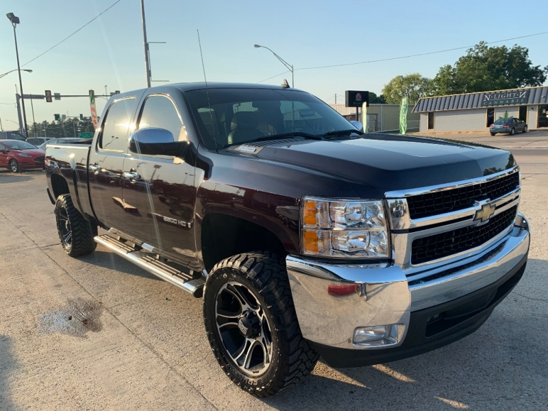 Chevrolet Silverado 2500HD 2008 price $23,490