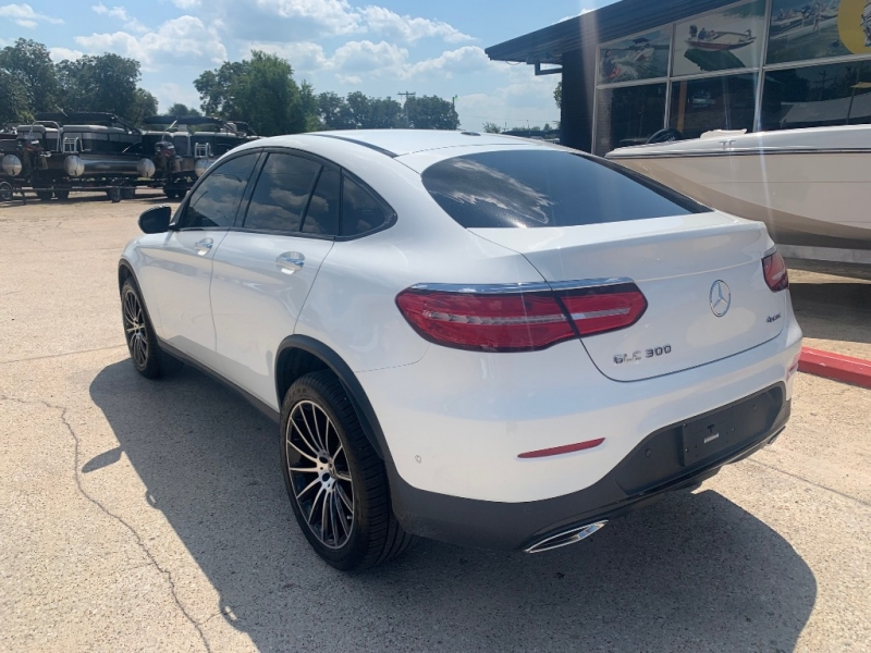 Mercedes-Benz GLC 300 4MATIC COUPE 2019 price $49,990