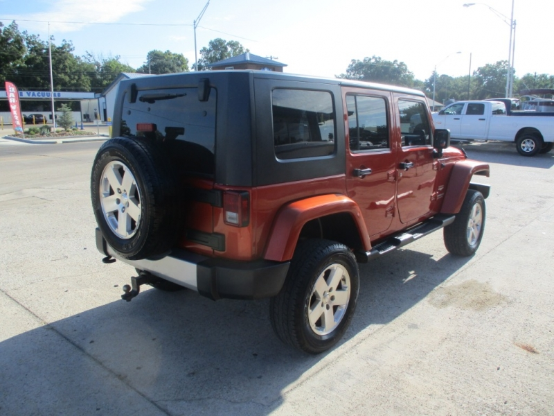 Jeep Wrangler Unlimited 2009 price $14,990