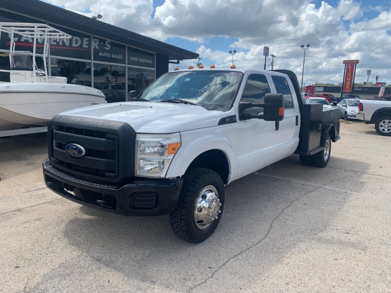 Ford SUPERDUTY F-350 CM BED GAS 2013 price $14,990