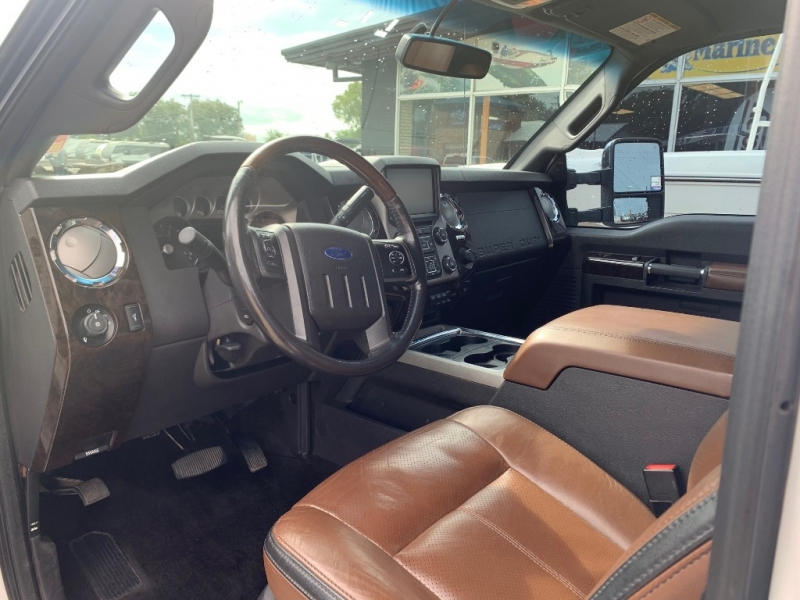 Ford F-350 LONG BED PLATINUM 2015 price $35,990