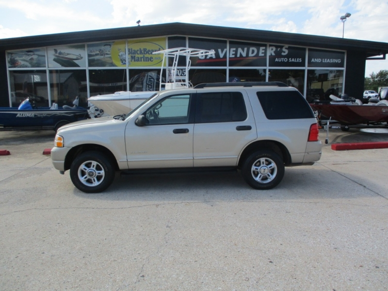 Ford Explorer 2005 price BUY HERE PAY HERE