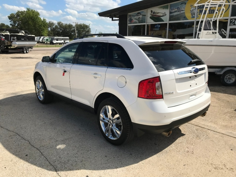 Ford Edge 2011 price $10,990