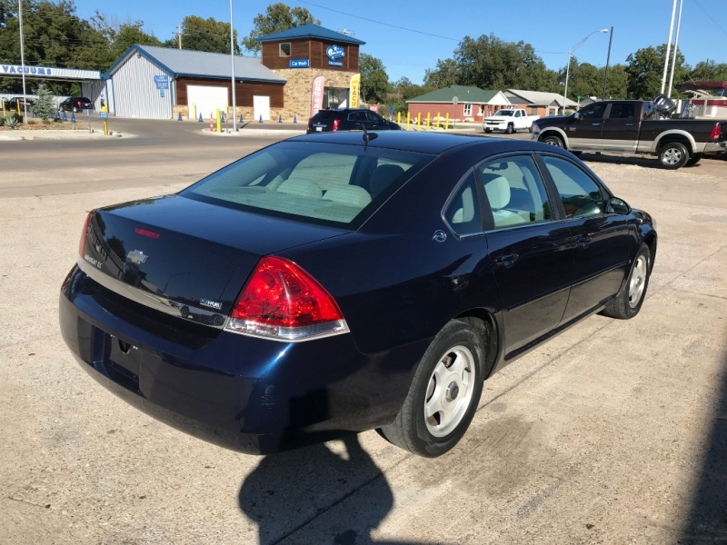 Chevrolet Impala 2008 price BUY HERE PAY HERE