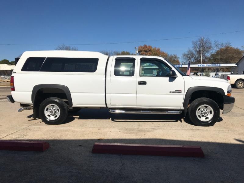 Chevrolet Silverado 2500HD 2001 price $8,990