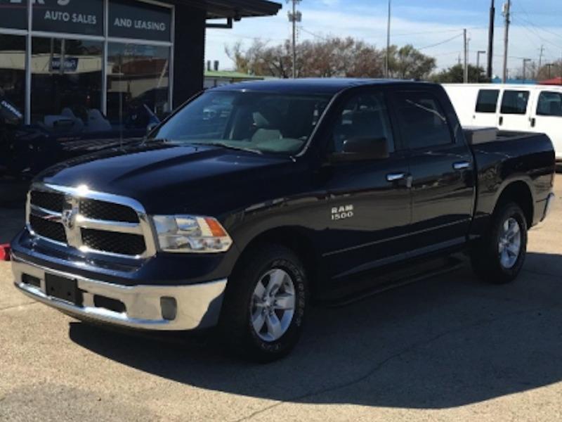 RAM 1500 2013 price $18,240
