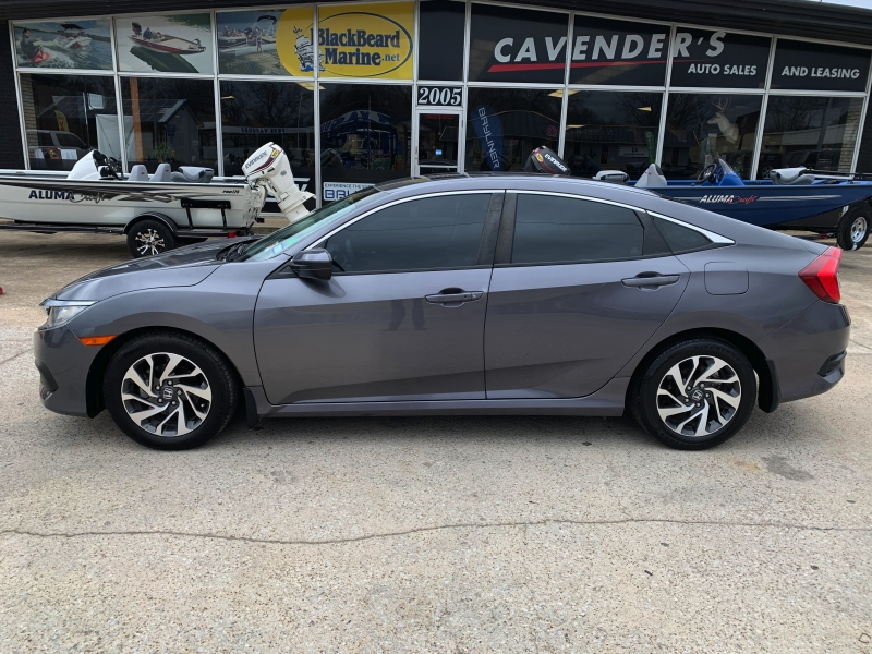 Honda Civic Sedan 2016 price 2250.00 DOWN