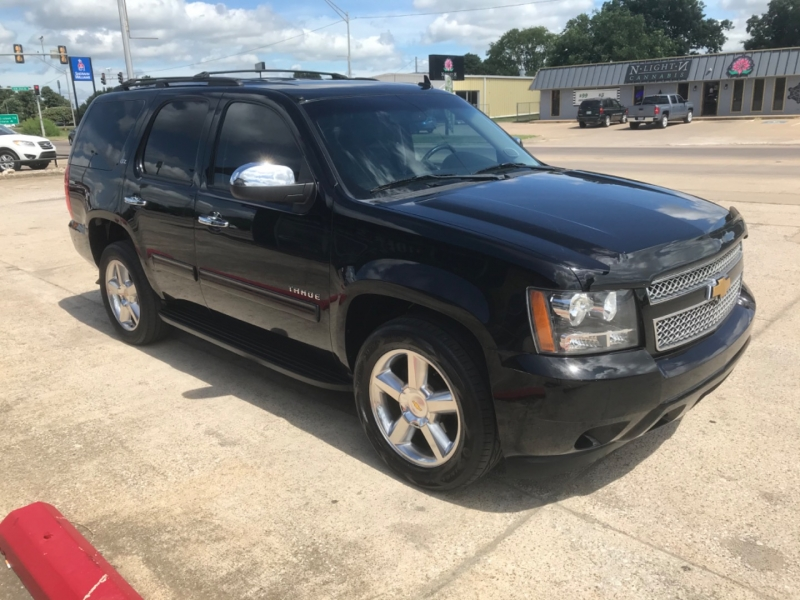 Chevrolet Tahoe 2013 price $16,985