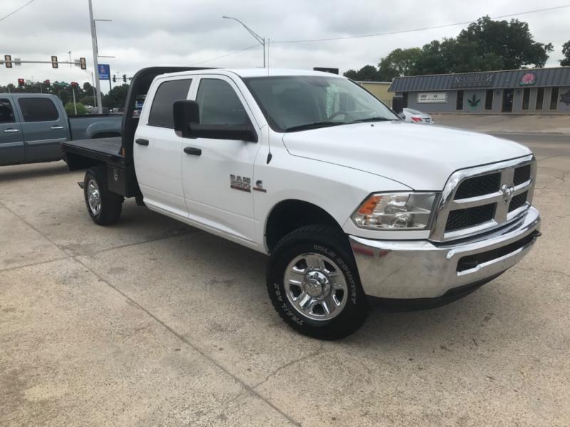 RAM 2500 2018 price $37,985