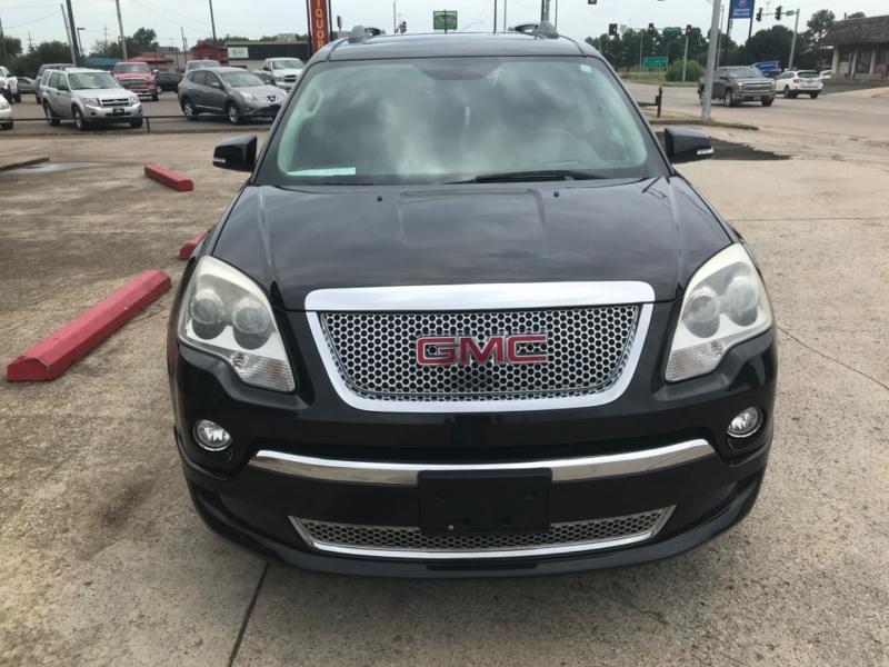 GMC Acadia 2012 price $12,985