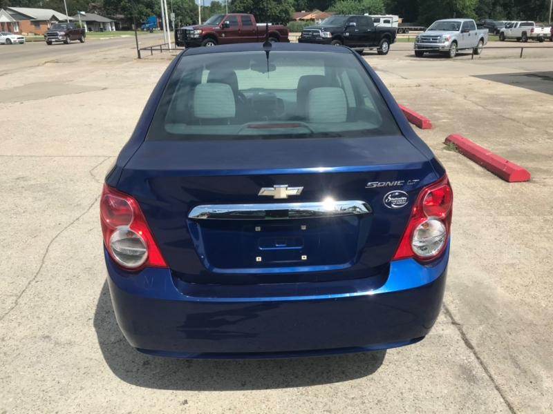Chevrolet Sonic 2012 price CALL FOR PRICE