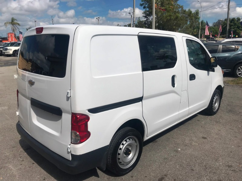 Chevrolet City Express Cargo Van 2016 price $8,999