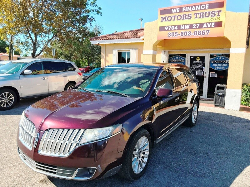 Lincoln MKT 2011 price $6,500