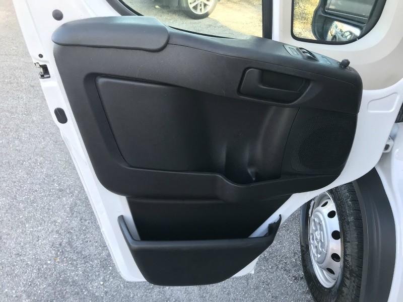 RAM ProMaster Cargo Van 2017 price $11,300