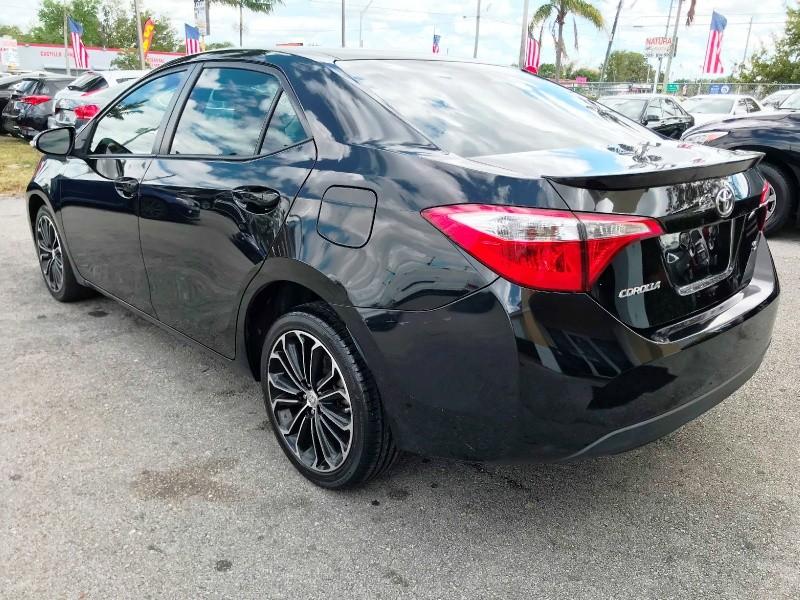 Toyota Corolla 2014 price $8,700