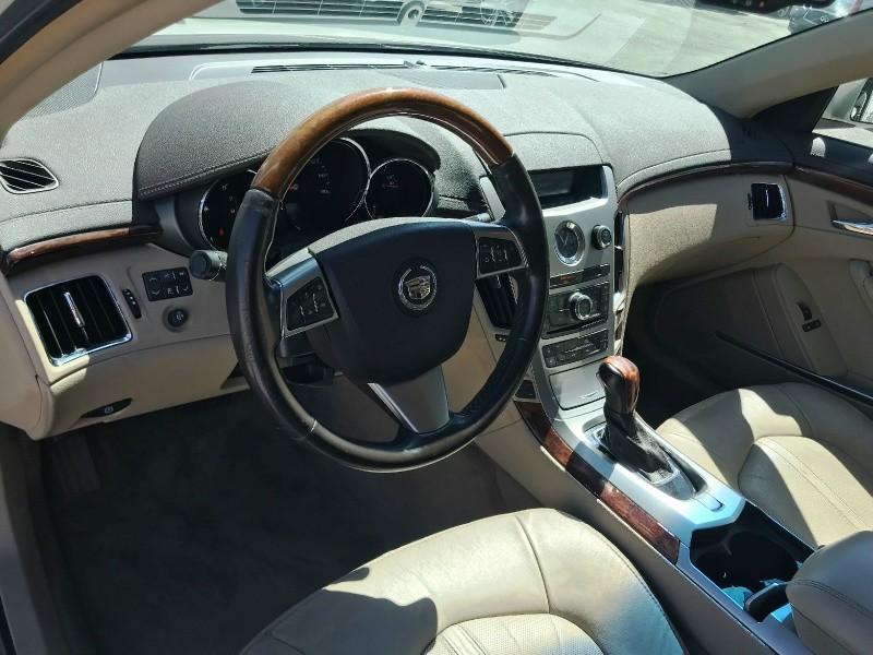 Cadillac CTS Sedan 2010 price $7,300