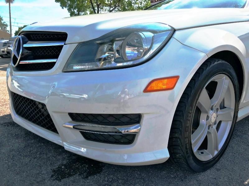 Mercedes-Benz C-Class 2012 price $10,300