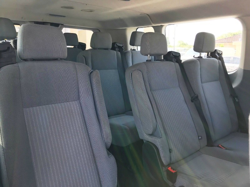 Ford Transit Wagon 2015 price $17,999