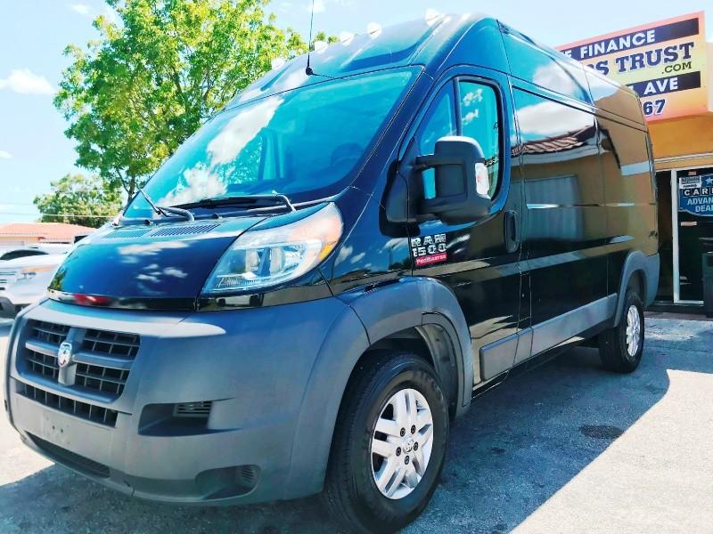 RAM ProMaster Cargo Van 2015 price $15,999