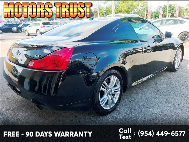 Infiniti G37 Coupe 2012 price $7,999