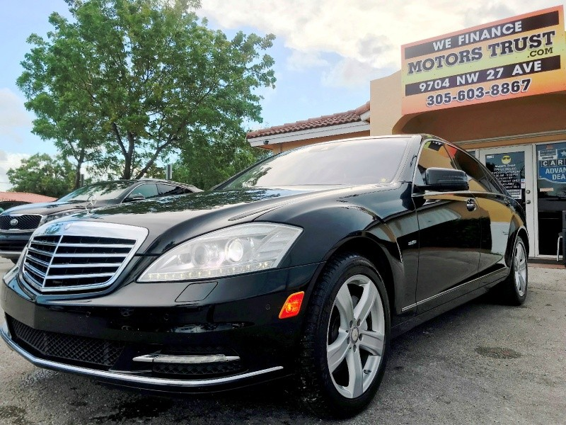 Mercedes-Benz S-Class 2012 price $17,300