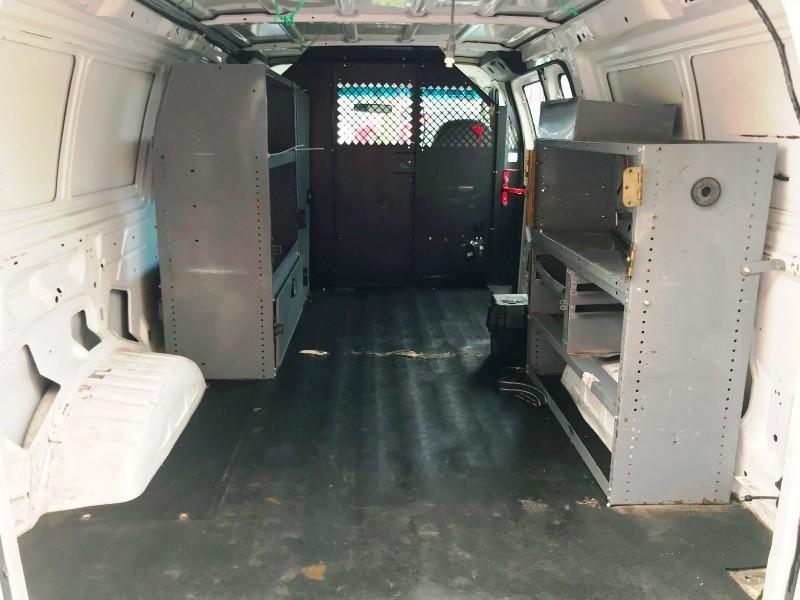 Ford Econoline Cargo Van 2008 price $6,600