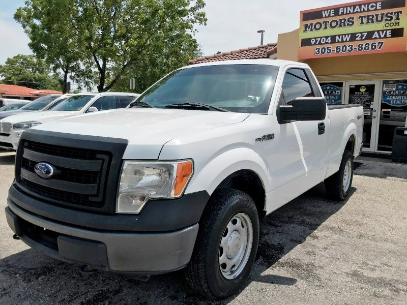 Ford F-150 2013 price $6,600