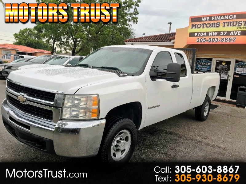 Chevrolet Silverado 2500HD 2007 price $5,300