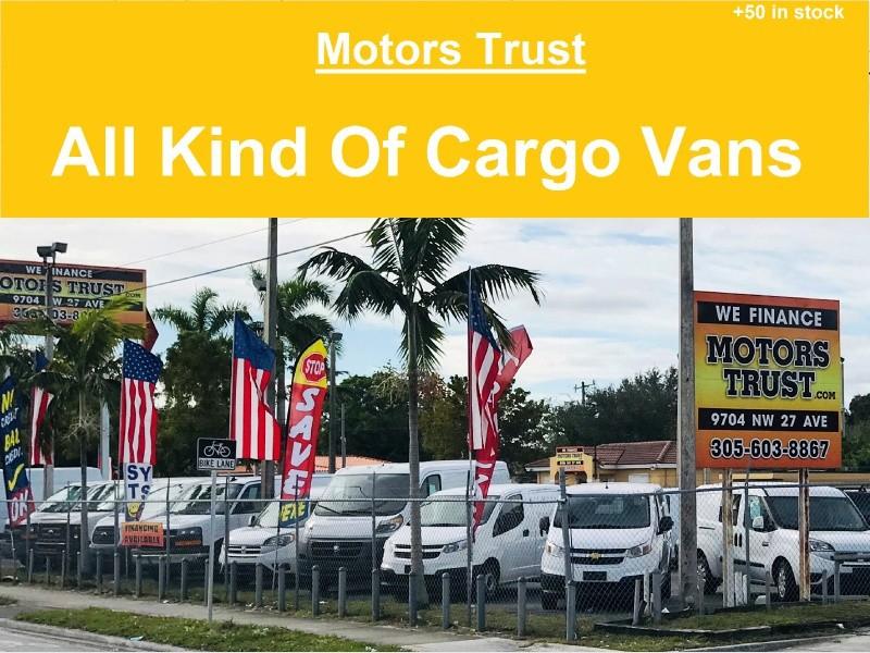 Ford Econoline Cargo Van 2008 price $6,990