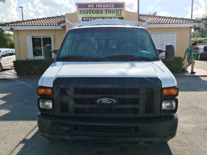 Ford Econoline Cargo Van 2008 price $6,800