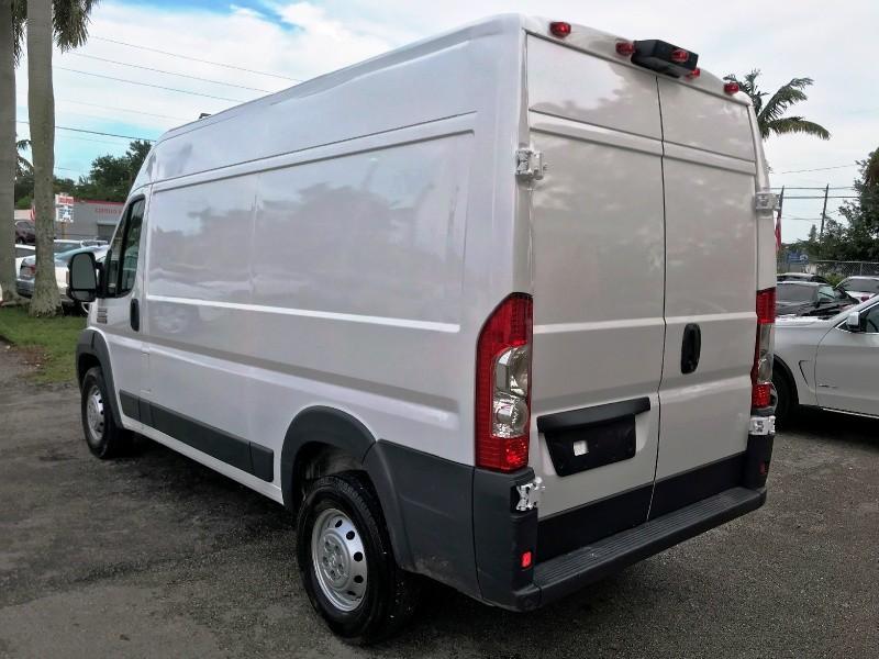 RAM ProMaster Cargo Van 2018 price $20,700