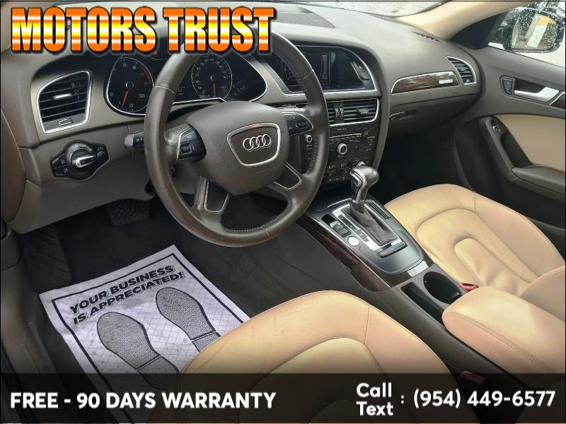Audi A4 2014 price $8,700