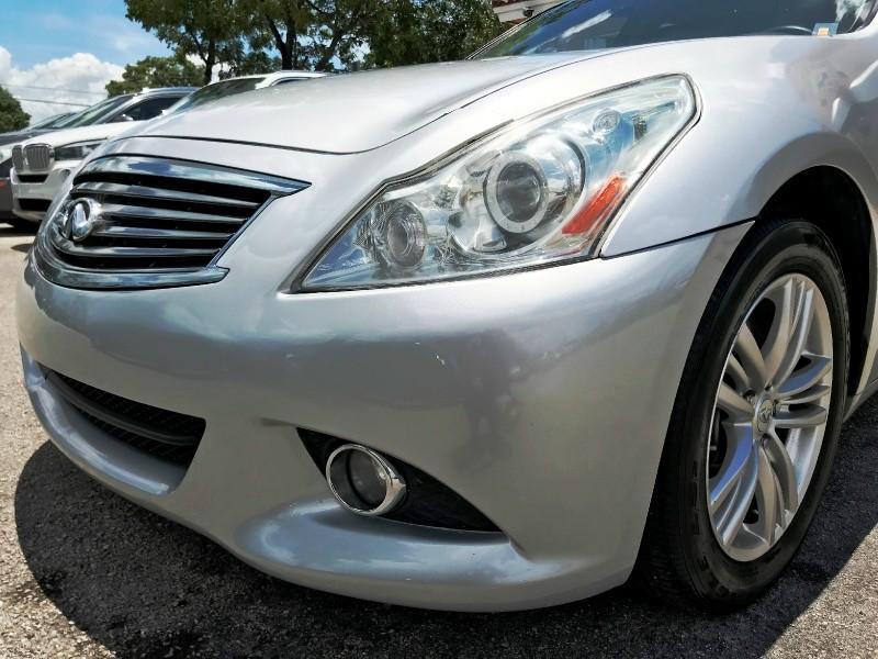 Infiniti G37 Sedan 2013 price $9,200