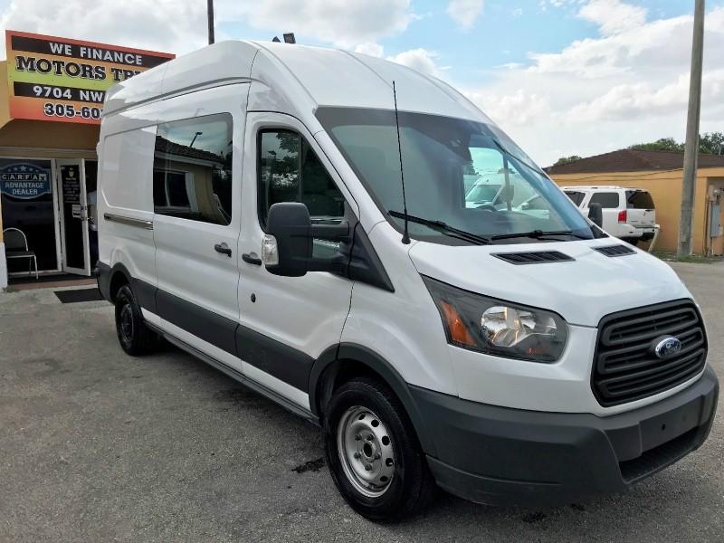 Ford Transit Cargo Van 2015 price $17,999