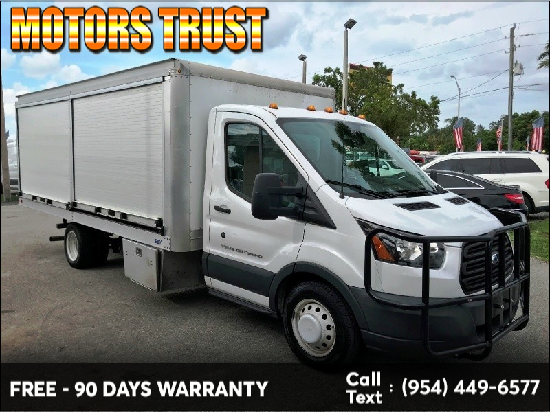 Ford Transit Chassis Cab 2015 price $13,300