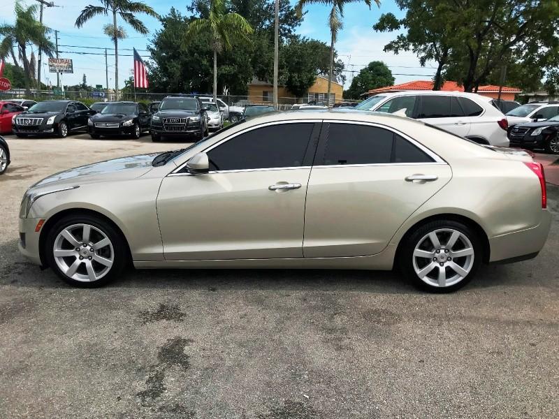 Cadillac ATS 2013 price $8,800