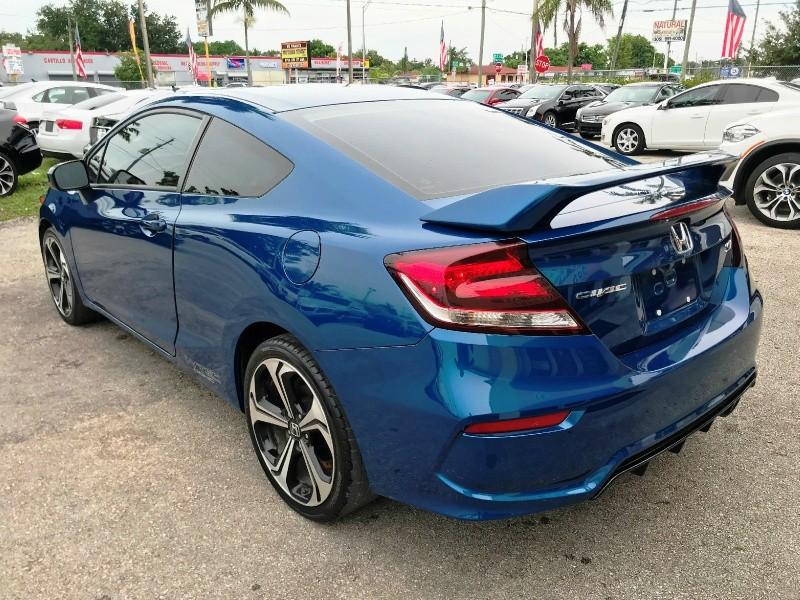 Honda Civic Coupe 2015 price $13,800