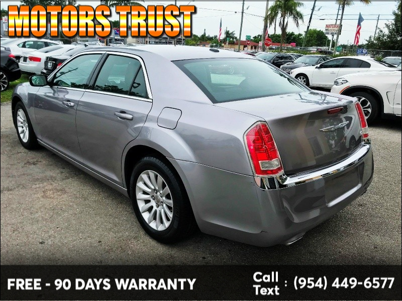 Chrysler 300 2014 price $6,999