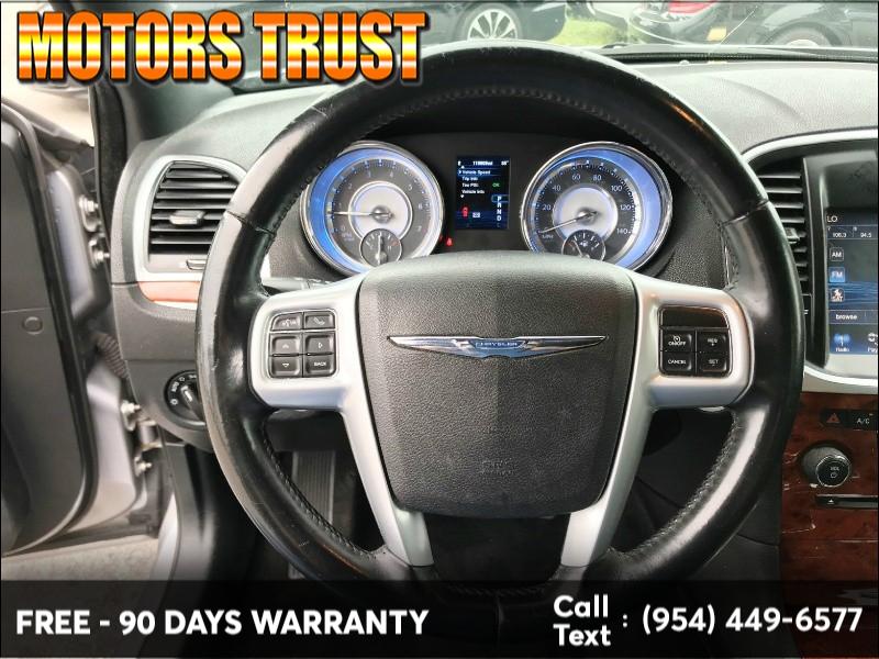 Chrysler 300 2014 price $7,999