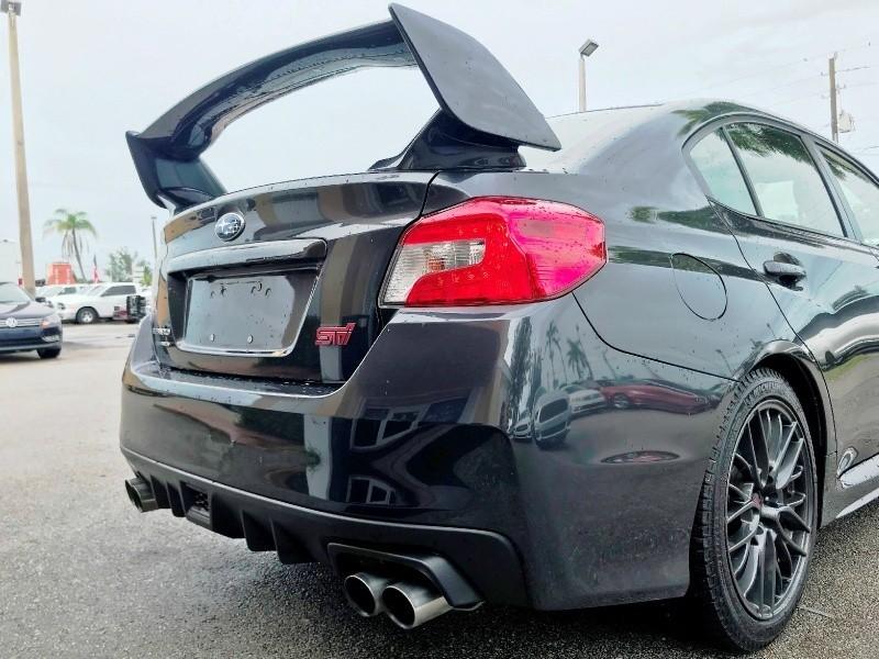 Subaru WRX 2017 price $25,999