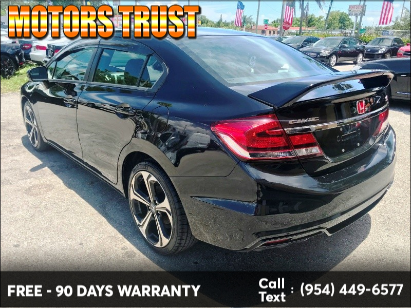 Honda Civic Sedan 2015 price $11,299