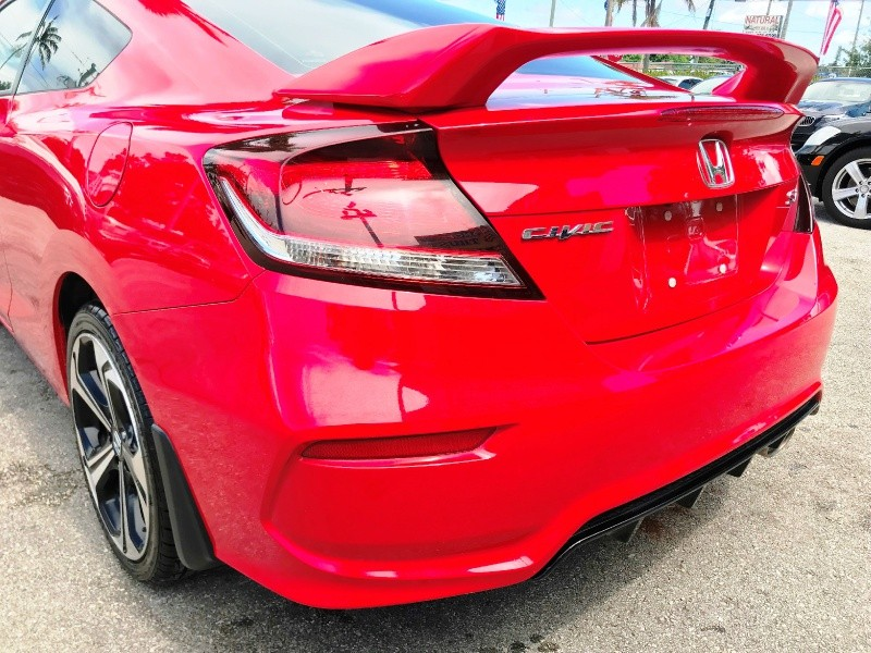 Honda Civic Coupe 2015 price $14,500