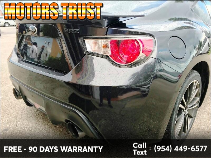 Subaru BRZ 2014 price $11,300